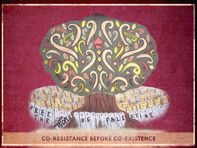 Co-resistance before Co-existence | Presbyterian Peace Fellowship
