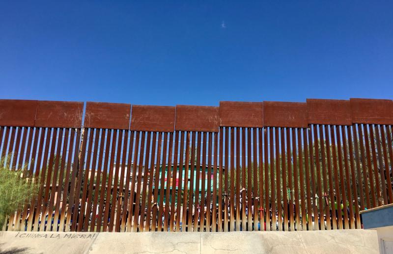 photo of the US Border | Presbyterian Peace Fellowship