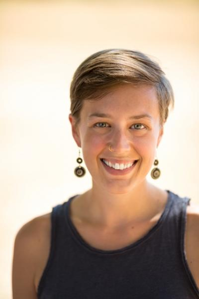 photo of Rev Emily Brewer | Presbyterian Peace Fellowship
