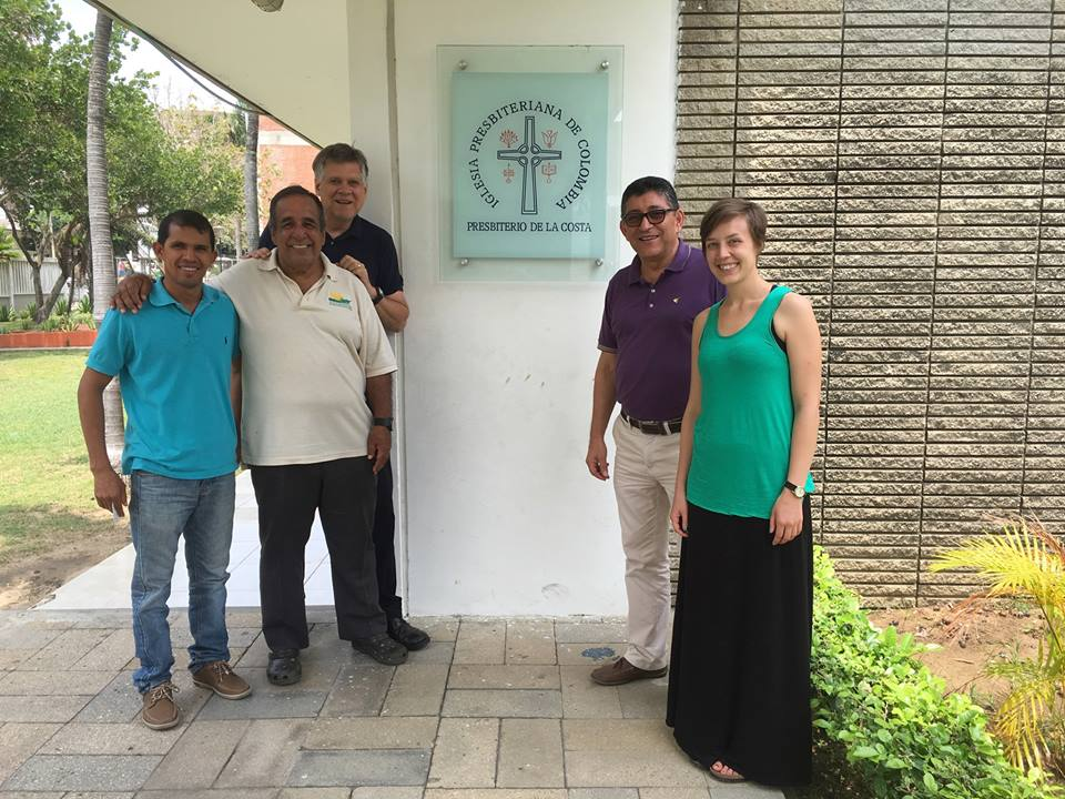 IPC partners with Rev. Emily Brewer